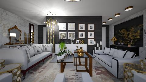 grey - Living room - by ana111