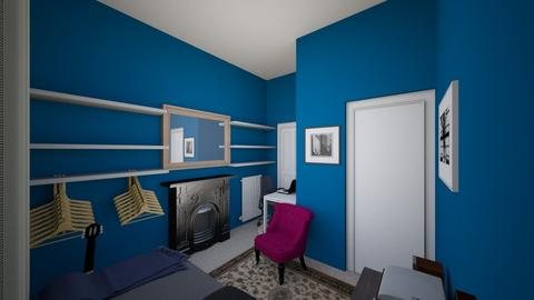 Nikans room - by Delly