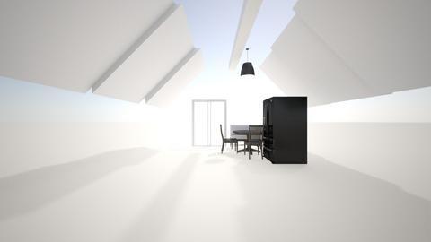 Nakia Kitchen_Family Room - by fwmadebycarli