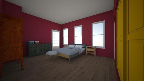 girl fix - Bedroom - by fixmeupper