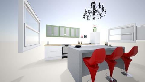kitchen - Kitchen - by Shiraamit1