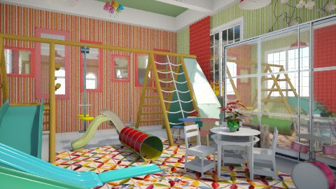 Children room - Kids room - by AnnaMull