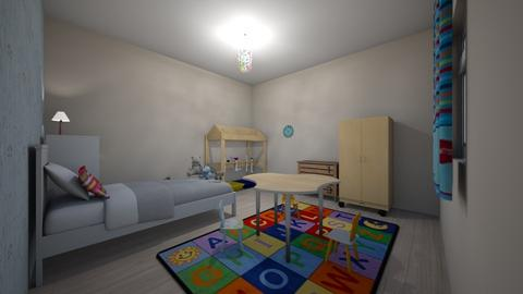 Nanna s kids room - Classic - Kids room - by OduroN