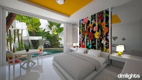 hoje - Bedroom - by DMLights-user-1490489