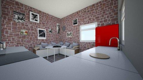 may - Kitchen - by Weronika Gunther