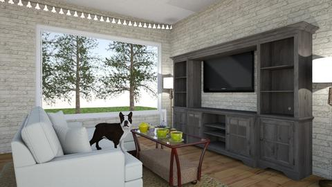 Living room  - by design3r