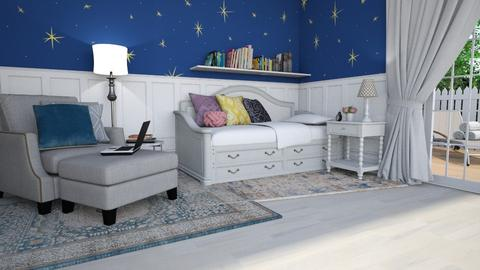 Galaxy_B - Bedroom - by mire roig