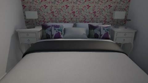 Quarto 1 - Modern - Bedroom - by Carolina Lacerda