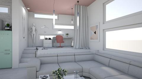 Smart Style - Living room - by EmilyTJ03