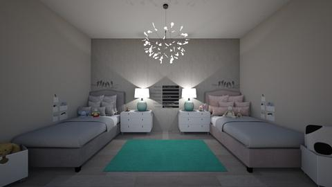 Modern holiday  - Modern - Kids room - by Indiadesigns