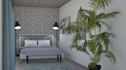 pequeno quarto - Bedroom - by Tainaraa