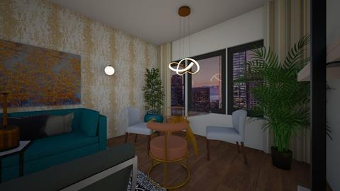 MB 10e apartment - Glamour - by Raymond Hill_Crate and Barrel_SFCA