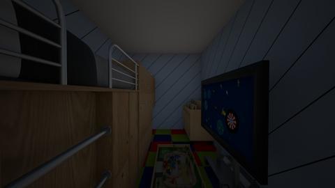 stuff - Kids room - by sydneyismyname