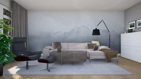 Kopie Nachher HIMTERIOR - Modern - Living room - by HOMEMANUFAKTUR