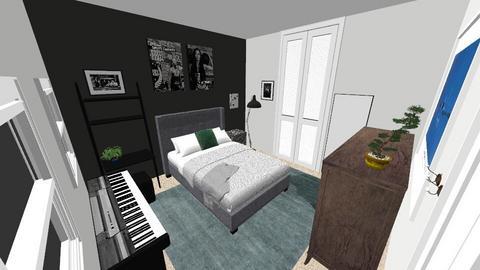riley room - Bedroom - by ashbowroomstyler