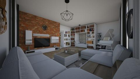 Template 2019 living room - by anamilicevic136g