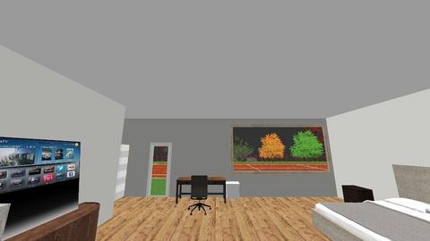 Joey - Minimal - Bedroom - by tuepham296