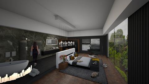 mid cen modern - Living room - by Marina Struwig