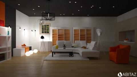 Colours - Country - Living room - by DMLights-user-2134665