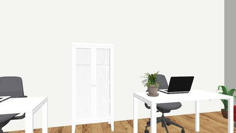 Room Layout - Modern - Office - by shintaasari