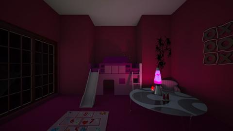my kids room in 10 years - Vintage - Kids room - by ElwoodMadisyn