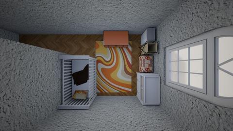 Sargeritestone - Kids room - by scourgethekid