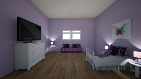 EDH Bedroom 2 - Kids room - by ellarowe224