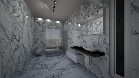 bethroom - Bathroom - by amit kaplan
