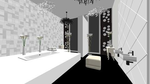 lux - Bathroom - by ekaterine