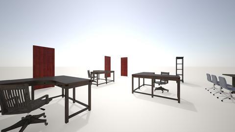 New Office no carpet - Office - by cmkohronas