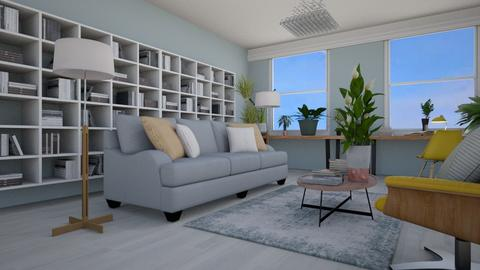MADSEN template - Living room - by CCPompey