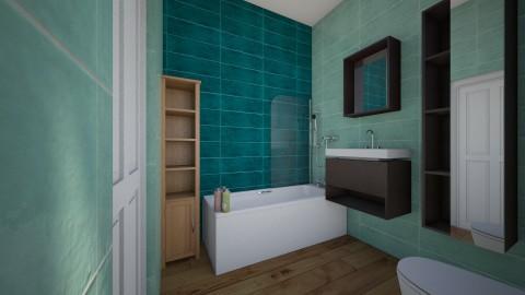 konsyantins bathroom  - Bathroom - by ambenevol