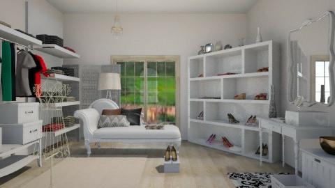dressing room  - Modern - by jana krstic