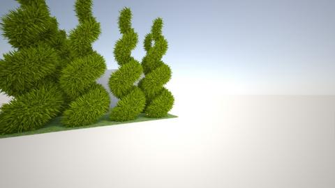 SET DESIGN - Classic - Garden - by canberkbatman