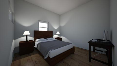 Basic Room - Bedroom - by Talvyn