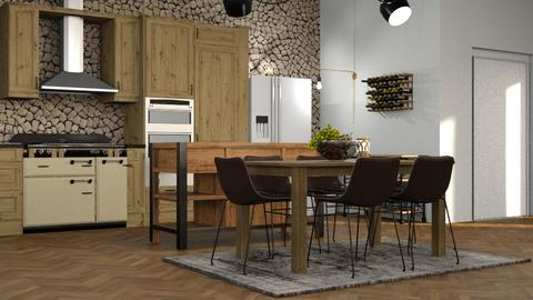 IP Artisan Kitchen - Kitchen - by BortikZemec