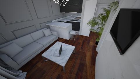 apartamento - Kitchen - by ELVI