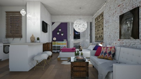 my apartment - by Talia Fernanda