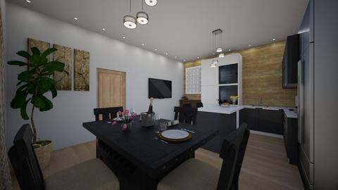 kitchen - Kitchen - by irina bojkova