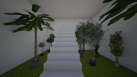 first step - Garden - by Maria Jose y alex
