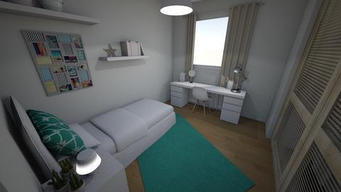 Habitacion Lucia 2 - Bedroom - by everybodyfeel