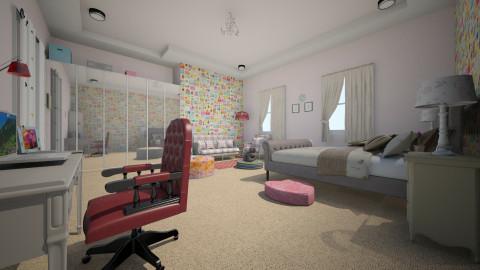 bedroom3 - Bedroom - by janicept