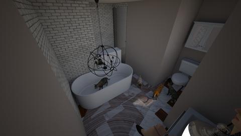 Jonis circular cake ver 4 - Bathroom - by bencully