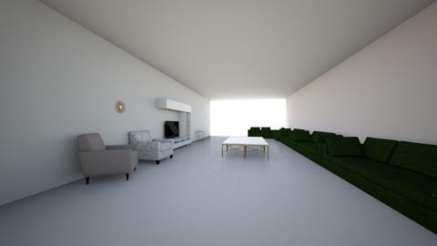 ATAAT was  - Living room - by NouraAltahri