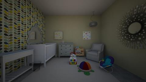 Infant Room - Kids room - by georgiahilton