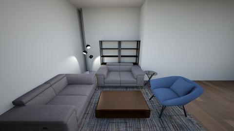 Living Room v6 - Living room - by holabuster