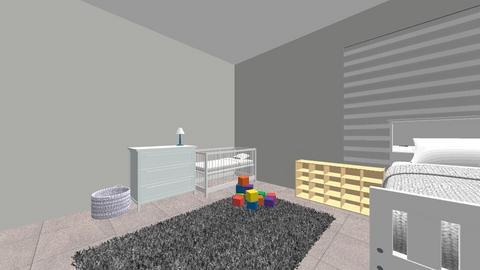 sara elimelech - Kids room - by 2957