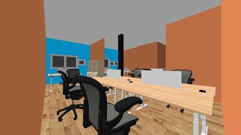Office K Jadwigi - Office - by fish_k