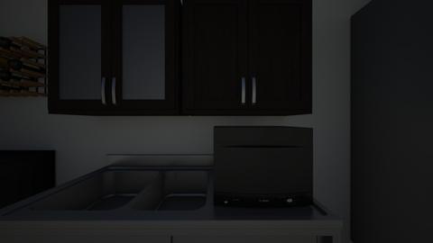 kitchen - Modern - Kitchen - by jonnysan