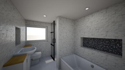 Peter Ensuite Bathroom - Bathroom - by PaulineA